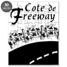Cote de Freeway Puzzle