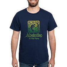 Absinthe Fairy Vintage T-Shirt