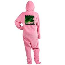 Wicked - through  through Footed Pajamas