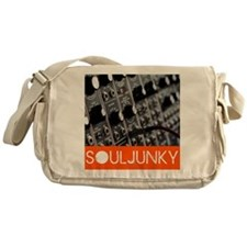 Solar Moog Messenger Bag