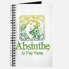 Absinthe Fairy Vintage Journal