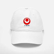 Okinawa-ken logo Baseball Baseball Cap