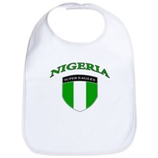 Nigerian soccer Bib