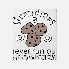Cookies Throw Blanket