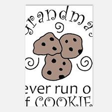 Cookies Postcards (Package of 8)