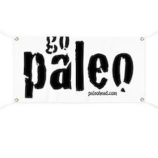 Go Paleo Banner