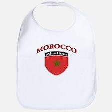Moroccan soccer Bib