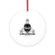 Shadow Unit logo Round Ornament
