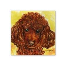 "Calli Square Sticker 3"" x 3"""