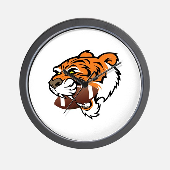 Unique University clemson Wall Clock