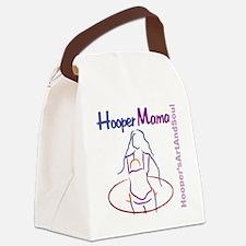 Hooper Mama Canvas Lunch Bag