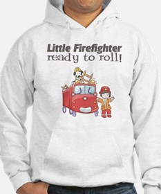 Ready to Roll Firefighter Hoodie