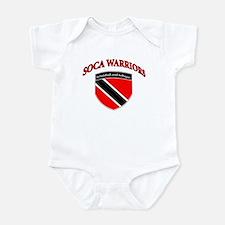 Trinidad and Tobago soccer Infant Bodysuit