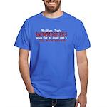 Women Love Snowmobilers Dark T-Shirt