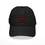 Women Love Snowmobilers Black Cap
