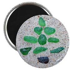 beach glass Magnet