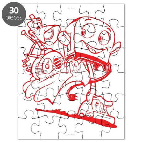 The Brave Little Toaster Puzzle