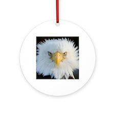 Eagle Round Ornament