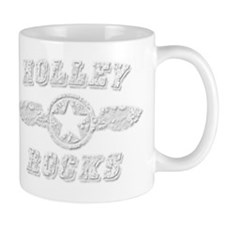 HOLLEY ROCKS Small Mug