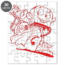 BLT_Red Puzzle