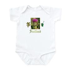Scotland.:-) Infant Bodysuit