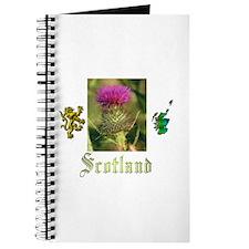 Scotland.:-) Journal