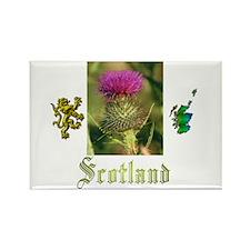 Scotland.:-) Rectangle Magnet
