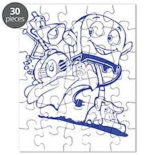 BLT_Blue Puzzle