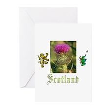 Scotland.:-) Greeting Cards (Pk of 10)