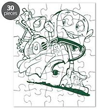 BLT_Green Puzzle