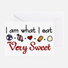 Very Sweet Greeting Card