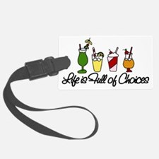 Choices Luggage Tag