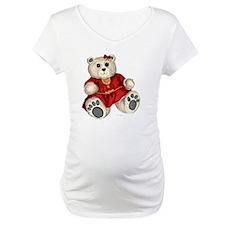 Girl Teddy Bear Shirt