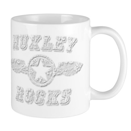 HUXLEY ROCKS Mug