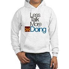 The Doing Philosophy Hoodie