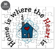 The Heart Is Puzzle