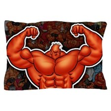 HUGH MONGUS Pillow Case