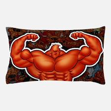 HUGH MONGUS Pillow Case