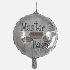 Master Baker Balloon
