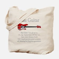 Bass Guitar LFG Tote Bag
