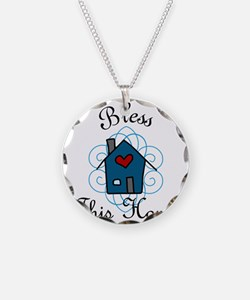 Bless This Home Necklace