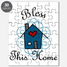 Bless This Home Puzzle
