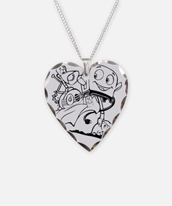The Brave Little Toaster (Bla Necklace