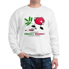 Merry Berry Label Sweater