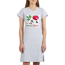 Merry Berry Label Women's Nightshirt