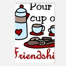 Friendship Postcards (Package of 8)