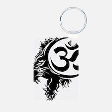 Singh Aum 1 Keychains
