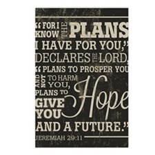 Hope and a Future Postcards (Package of 8)