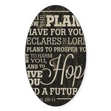 Hope and a Future Decal