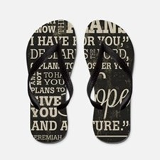 Hope and a Future Flip Flops